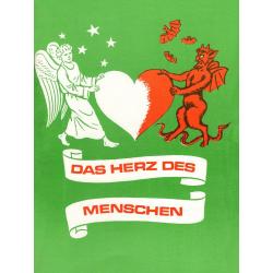 Duits, Brochure, Het hart van de mens, J. R. Gschwend