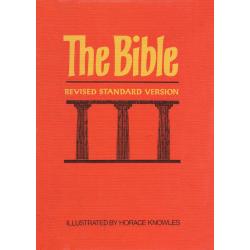 Engels, Bijbel, RSV, Medium, Harde kaft