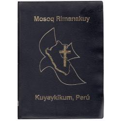 Ouechua, Nieuw Testament met Psalmen & Spreuken, Groot formaat, Soepele kaft