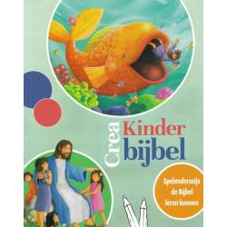 Nederlands, Crea kinderbijbel, Gill Guile