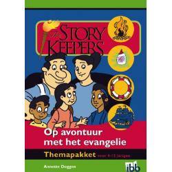 Nederlands, Kinderboek, Op avontuur met het evangelie, Annette Doggen