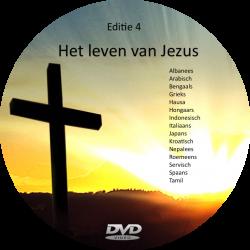 DVD, Het verhaal van Jezus, Editie 4, Meertalig