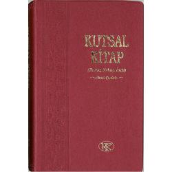 Turks, Bijbel, hedendaagse vertaling, Medium formaat, Luxe uitvoering.