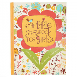 Engels, Kinderdagboek, The Bible Storybook for Girls, Phil Smouse