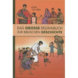 Duits, Groot vertelboek voor de Bijbelse Geschiedenis, Anne de Vries