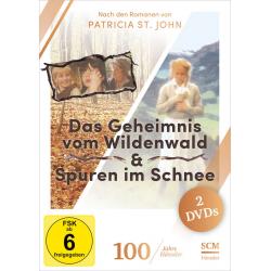 Duits, Kinder DVD, Sporen in de sneeuw, Het geheim van het kreupelbos, Patricia St. John