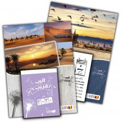 Arabisch, Kalender, Het Goede Zaad, Blok en Schild