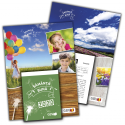 Roemeens, Kalender, Het Goede Zaad, Blok en Schild
