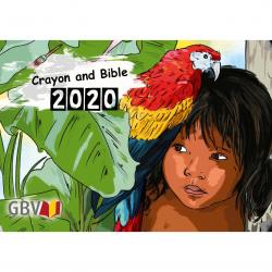 Engels, Kinderkalender, Kleuren bij de Bijbel