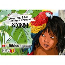 Frans, Kinderkalender, Kleuren bij de Bijbel