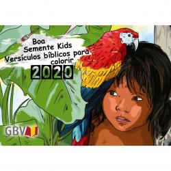 Portugees, Kinderkalender, Kleuren bij de Bijbel