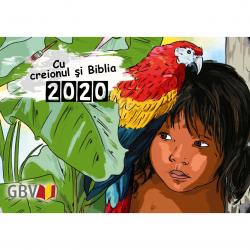 Roemeens, Kinderkalender, Kleuren bij de Bijbel