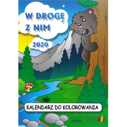 Pools, Kinderkalender, Met Hem op weg