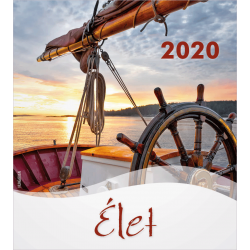 Hongaars, Kalender met Ansichtkaarten LEVEN