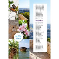 Nederlands, Bijbelleesrooster, De Bijbel in een jaar
