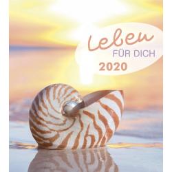 Duits, Kalender, Leven voor jou, 2020
