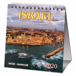 Nederlands, Bureaukalender, Israël