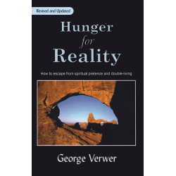 Engels,  Hunger for Reality, George Verwer + DVD