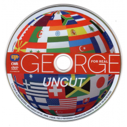 Engels, DVD, George for Real uncut