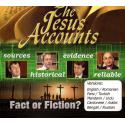Urdu, DVD, The Jesus Accounts, Meertalig