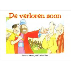 Nederlands, Kinderbrochure, De verloren zoon, Michel de Boer