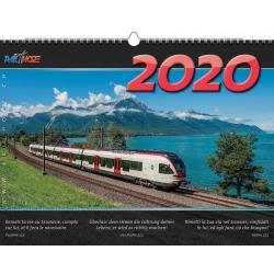 Meertalig, Kalender, RailHope