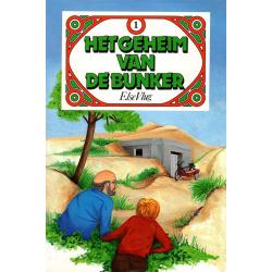 Nederlands, Kinderboek, Het geheim van de Bunker, Else Vlug
