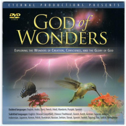 DVD, God of wonders, Meertalig