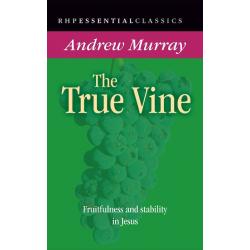 Engels, Boek, The True Vine, Andrew Murray