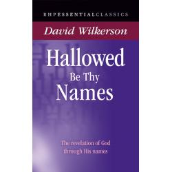 Engels, Boek, Hallowed Be Thy Names, David Wilkerson