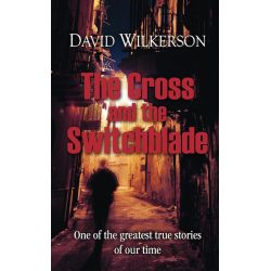 Engels, Boek, The Cross And The Switchblade, David Wilkerson