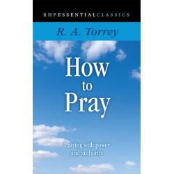 Engels, Boek, How To Pray, R.A. Torrey