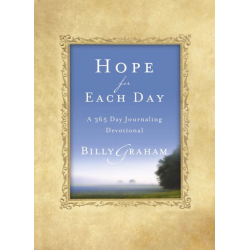 Engels, Bijbels Dagboek, Hope for Each Day, Billy Graham