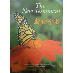 Chinees (modern), Nieuw Testament, CUV-NIV, Medium formaat, Paperback