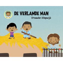Nederlands, Kinderboek, De verlamde man, Vrouwke Klapwijk