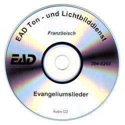 Frans, CD, Gospel Songs
