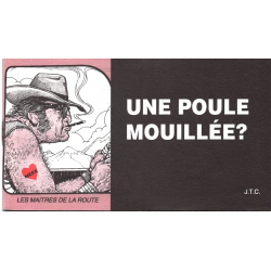 Frans, Traktaatboekje, Comic strip, De sukkel?