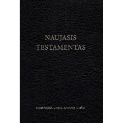 Litouws, Nieuw Testament, Medium formaat, Harde kaft