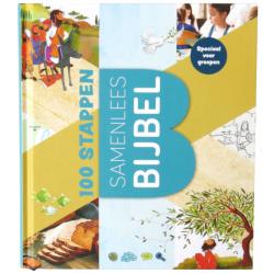 Nederlands, Kinderbijbel,  Samenleesbijbel 100 stappen