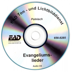 Pools, CD, Gospelmuziek