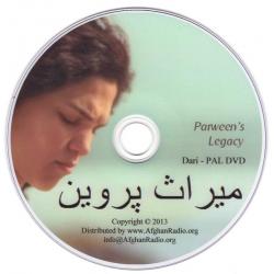 Dari, DVD, Parween's Nalatenschap