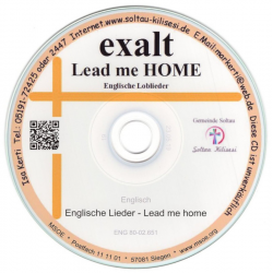 Engels, CD, Liederen - Lead me home