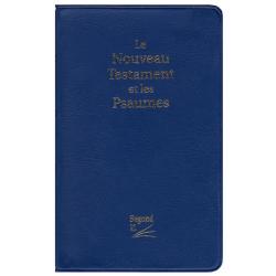 Frans, Nieuw Testament & Psalmen, Second 21, Klein formaat, Soepele kaft