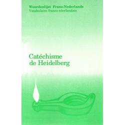 Frans, Brochure, Heidelbergse Catechismus - woordenlijst