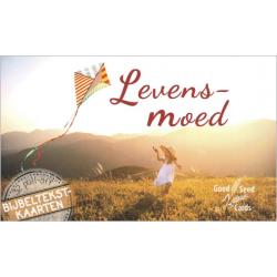 Nederlands, Kaart, Levens-moed, 32 stuks