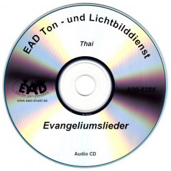 Thai, CD, Gospelsongs (1)