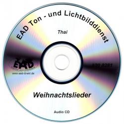 Thai, CD, Kerstliederen