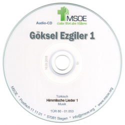 Turks, CD, Gospelsongs (1)