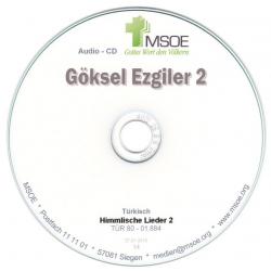Turks, CD, Gospelsongs (2)