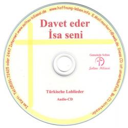 Turks, CD, Liederen, Davet eder Isa seni